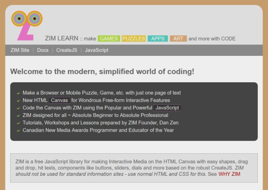 Learn to Code Games, Puzzles, Apps on the HTML Canvas with Easy